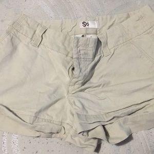 A pair of shorts